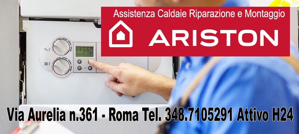 Revisione caldaie Ariston Cassia