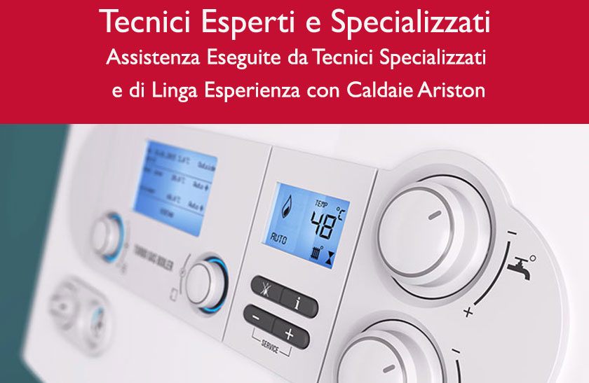 Assistenza caldaie Ariston Garbatella